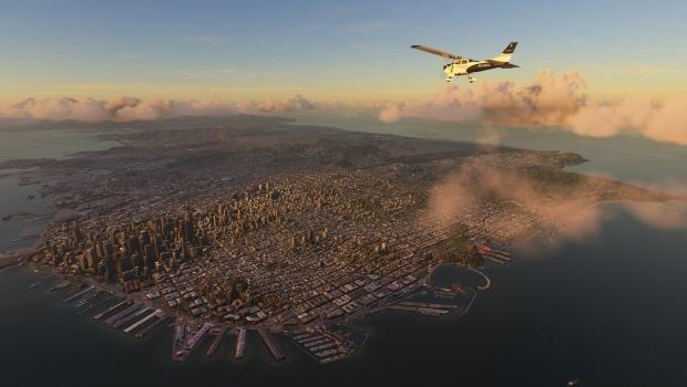 Flight Simulator: machine learning-fueled simulator, grows over time 09 | TweakTown.com