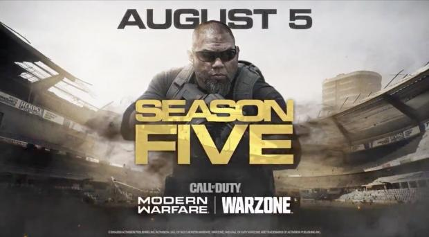 Call Of Duty Warzone S5 Trailer Confirms New Train Stadium Changes Tweaktown