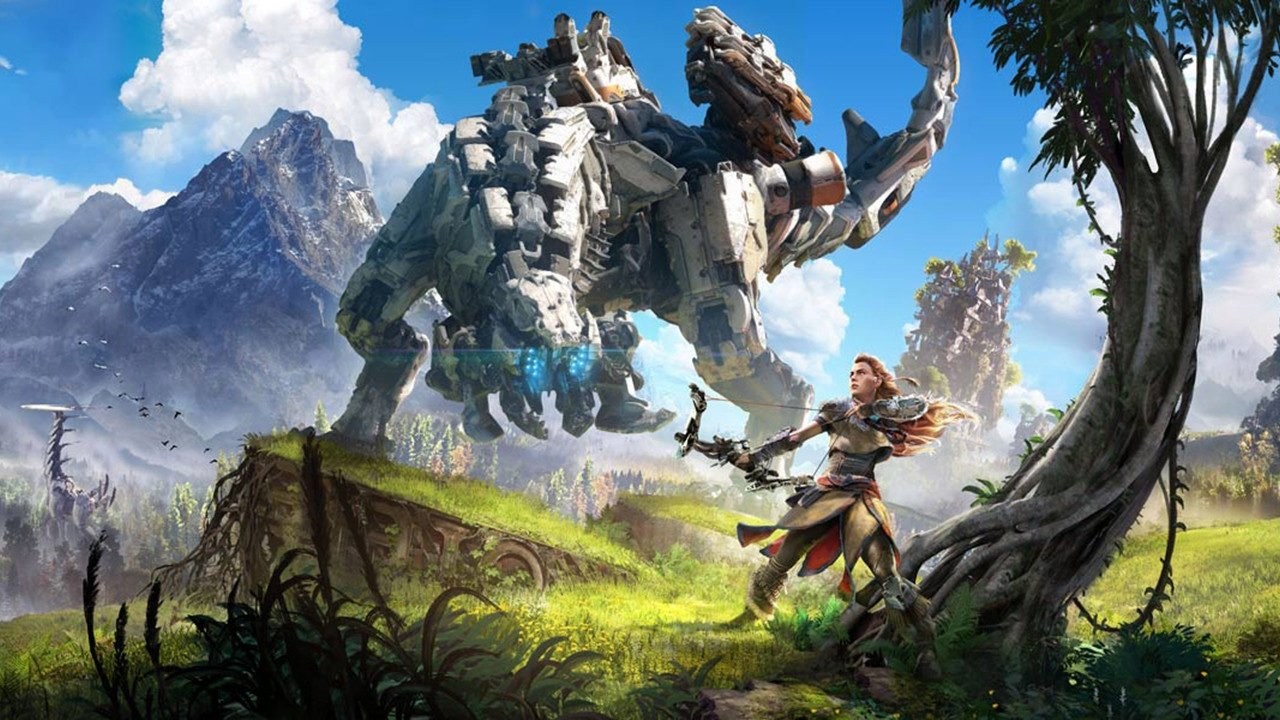 Horizon Zero Dawn on PC has day one update when it launches on Friday