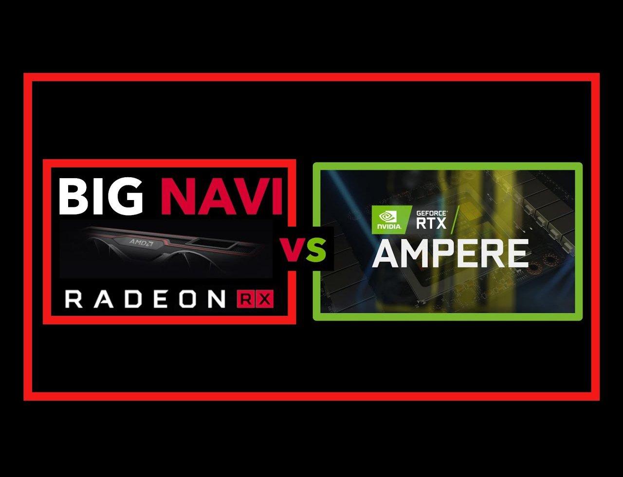 Nvidia Is Not Worried About Amd S Next Gen Big Navi Gpu Tweaktown