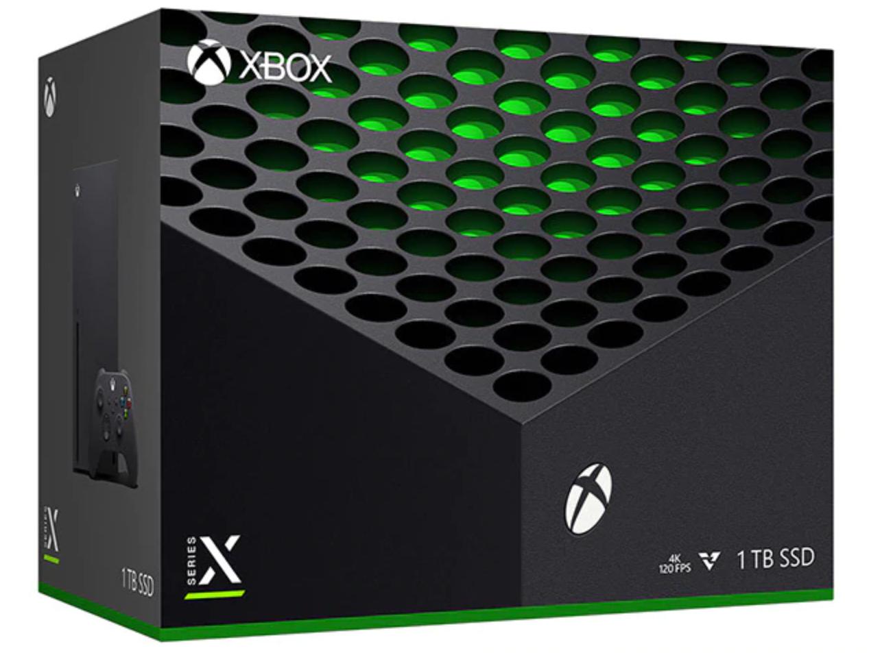 Xbox Series X S Retail Box Touts 4k 120fps Gaming Tweaktown