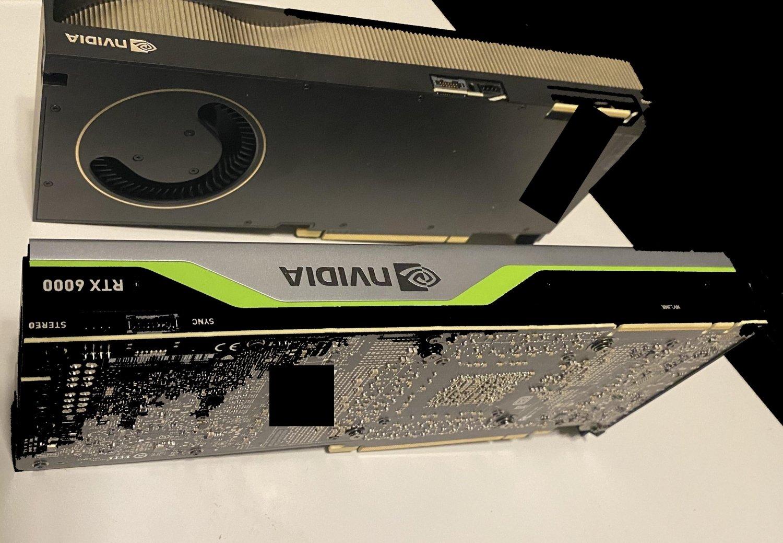 Say hello to NVIDIA's next-gen Quadro RTX with 48GB of GDDR6 memory