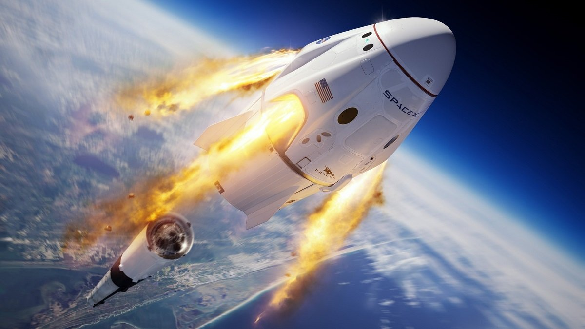 SpaceX will launch Tom Cruise to ISS for a possible movie scene