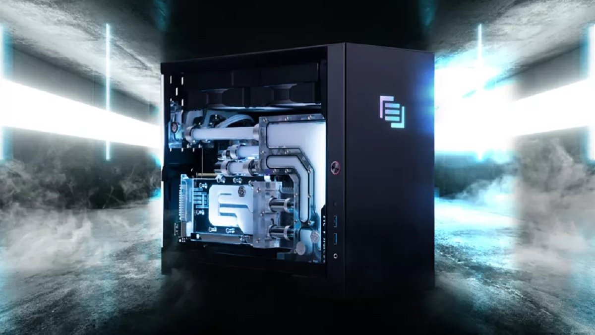 Check out Maingear's new SFF gaming PC, packed with GeForce RTX 3090