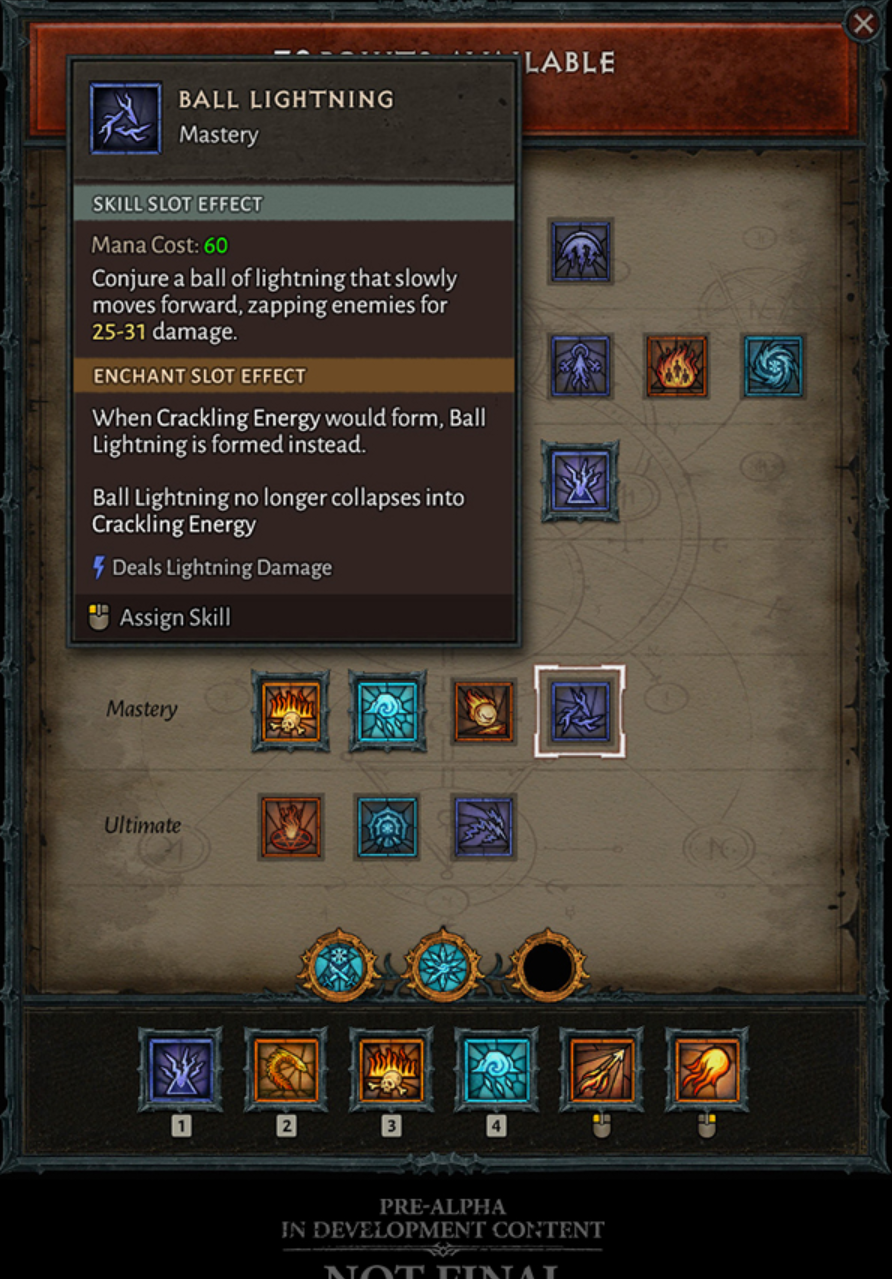 Diablo IV sorceress' new enchantment system turns skills into passives 44 | TweakTown.com