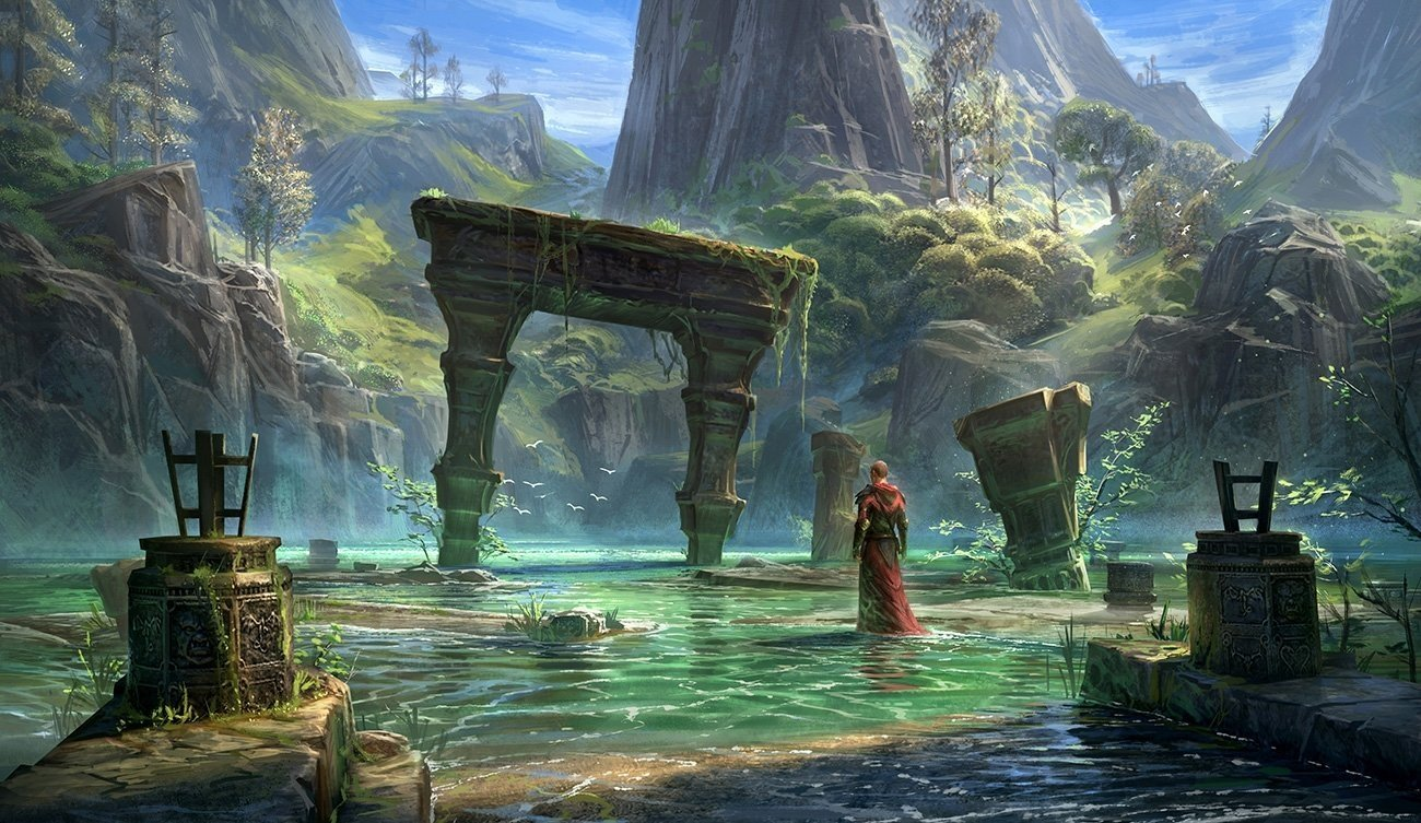 ZeniMax Online's new IP built with new engine, will be another MMORPG