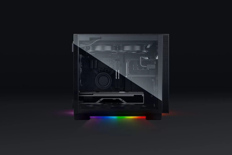 Razer enters PC case business, intros ATX and Mini-ITX cases with RGB 07   TweakTown.com