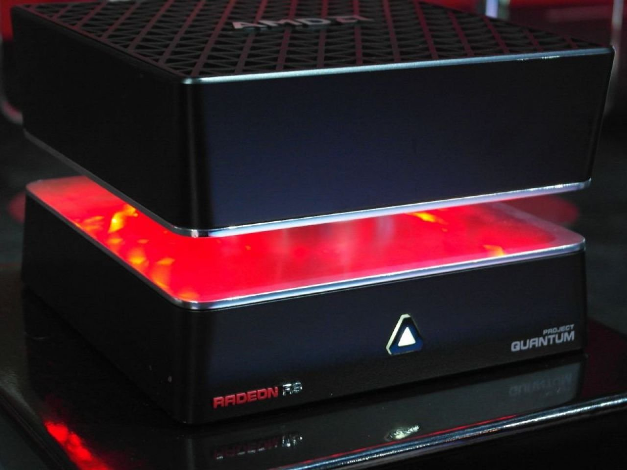 Remember Amd S Custom Project Quantum Pc It Might Become A Reality Tweaktown