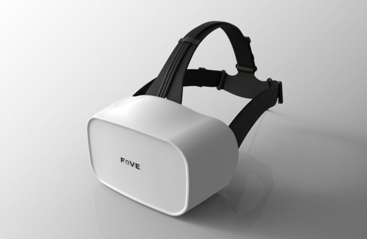 FOVE0 eye-tracking headset gets new features with software updates 01 | TweakTown.com