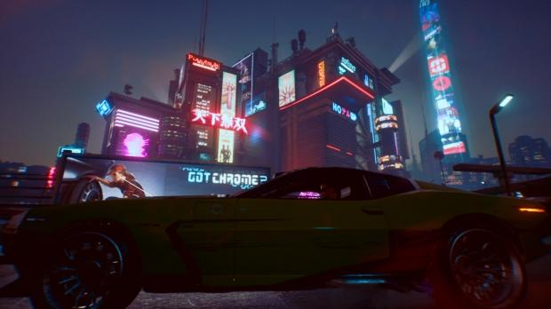 What was CD Projekt's original vision for Cyberpunk 2077?