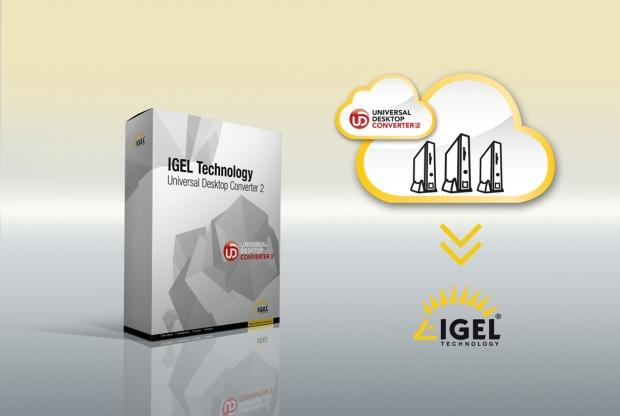 IGEL UDC2 now converts enterprise-class Dell Wyse thin clients