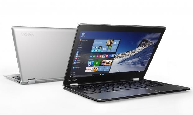Lenovo Launches New Travel-ready Windows 10 Tablet and YOGA