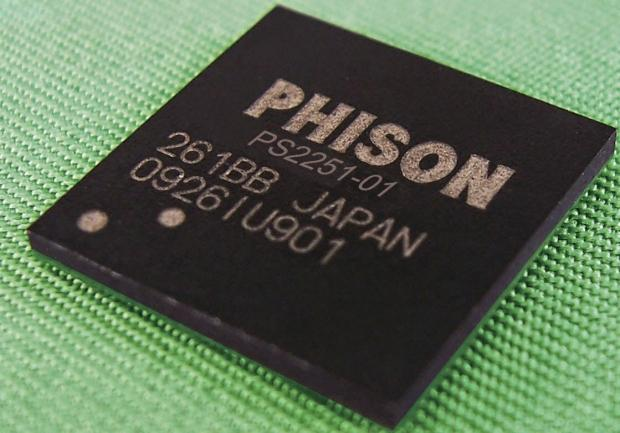 Phison gears up for mobile phone market with PS8226 3D NAND