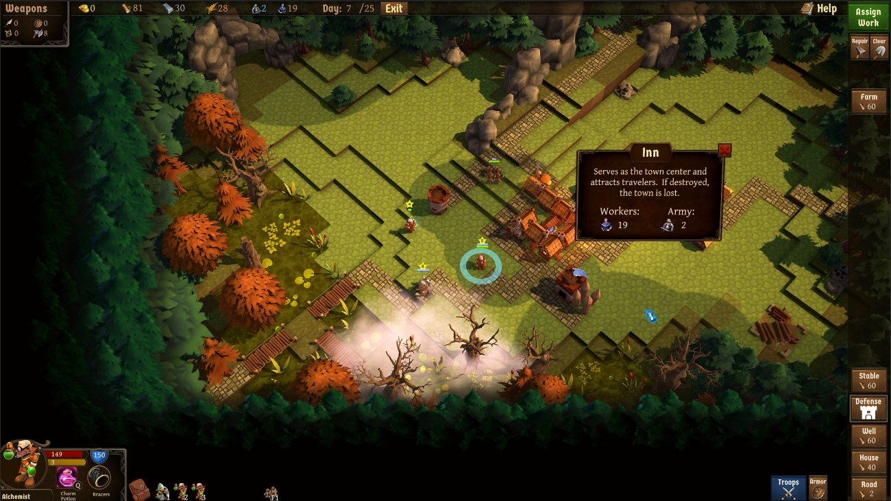 Turn-Based PC-RTS 'ValeGuard' Has Launched On STEAM Offering