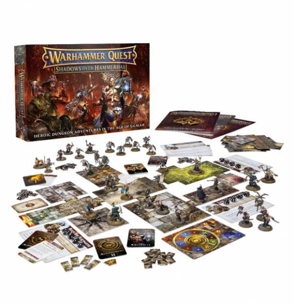 Warhammer Quest Announced for Nintendo Switch, Launching
