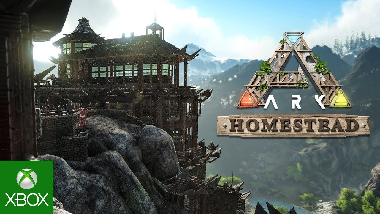The Ark: Survival Evolved Homestead Update Is Here! Further