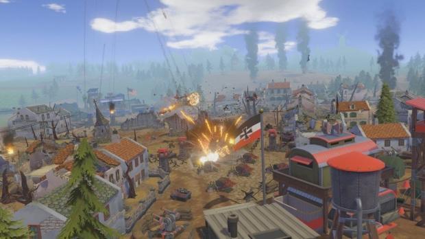 World War 2 Cross-Platform Multiplayer VR Game 'Final
