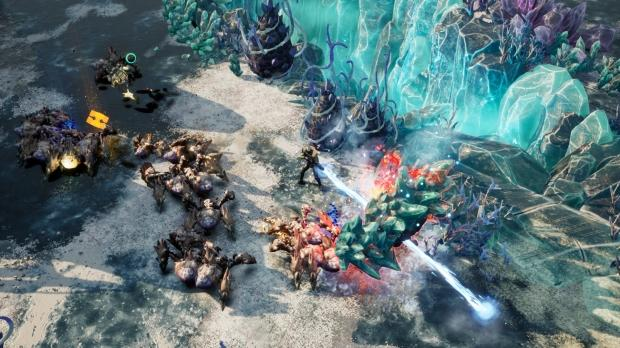 Futuristic Co-op Action RPG Killsquad Coming to Early Access