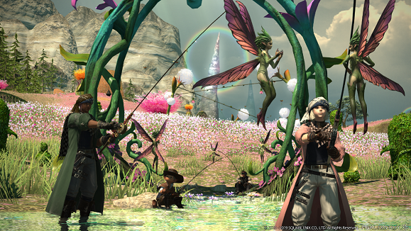Final Fantasy XIV Online Surpasses 16 Million Players Worldwide