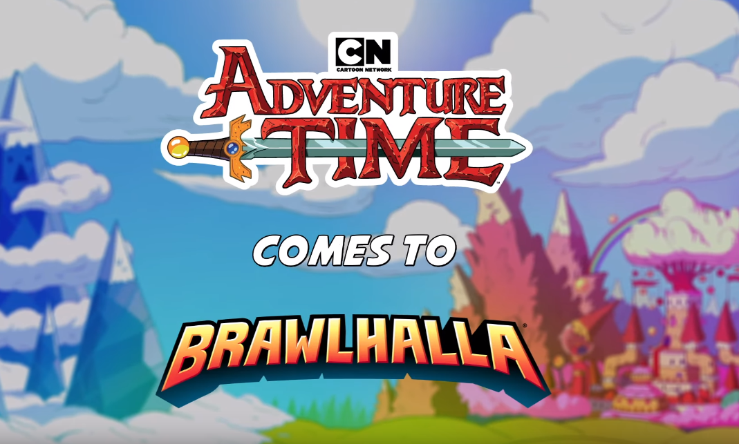 Cartoon Network's Adventure Time Heroes Enter Brawlhalla