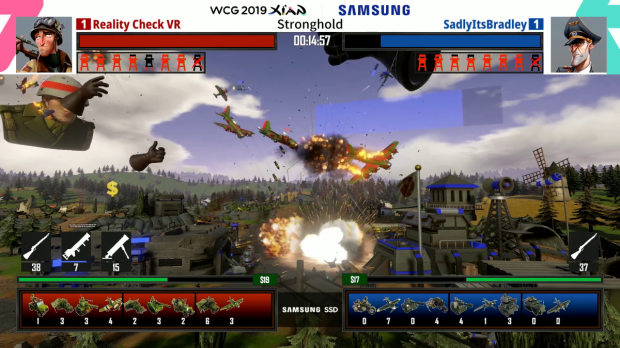 Final Assault Paves the Way for VR Esports at WCG