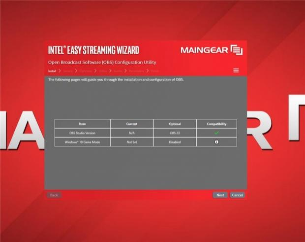 MAINGEAR Partners with Intel for New Easy Streaming Wizard