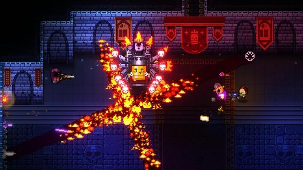 CRITICALLY ACCLAIMED DUNGEON CRAWLER ENTER THE GUNGEON DEBUTS IN
