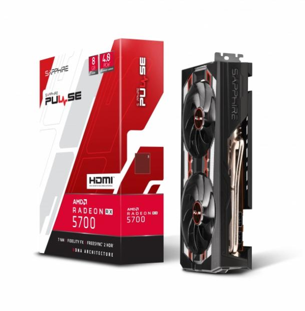 SAPPHIRE launches the first of its PULSE RX 5700 Series Graphics