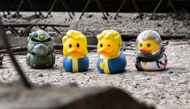 af41b30e078 TUBBZ - The collectable range of cosplaying duck figurines!
