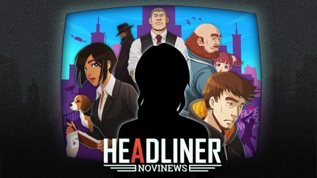This just in - Headliner: NoviNews out now on Nintendo Switch!