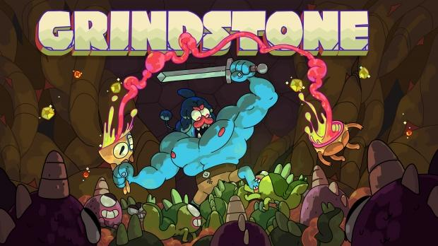 CAPY GAMES UNVEILS GRINDSTONE THEIR NEW COLOUR-SLASHING PUZZLE GAME