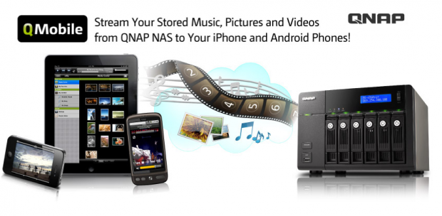 qnap_announces_new_version_v1_1_of_qmobile_app_for_ipad_iphone_and_ipod_touch_mobile_devices