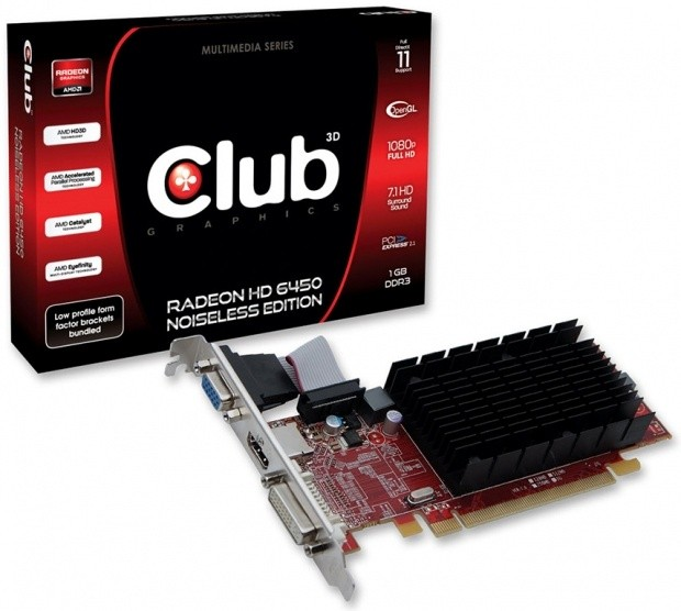 club_3d_announces_radeon_hd_6450_1gb_ddr3_noiseless_edition_graphics_card