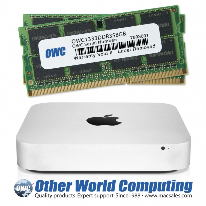 owc_announces_industry_s_first_16gb_ram_upgrade_for_latest_apple_mac_mini_models