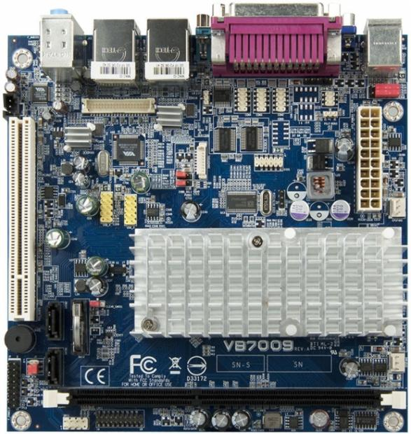 via_announces_latest_vb7009_mini_itx_embedded_board