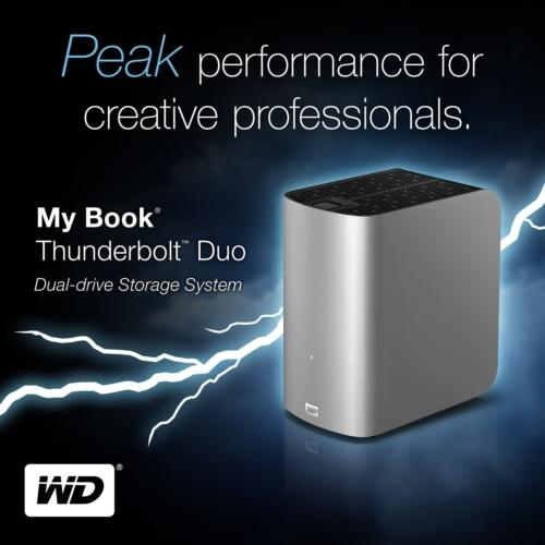 wd_shipping_my_book_thunderbolt_duo_dual_drive_storage_system_ultra_fast_read_write_times_for_creative_pros_and_today_s_need_it_now_consumers