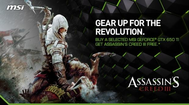 msi_offering_free_assassin_s_creed_iii_download_with_geforce_gtx_650_ti_cards