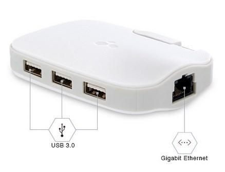 Gigabit Ethernet Setup on Kanex Dualrole Combines Usb 3 0 Hub With Gigabit Ethernet    Tweaktown