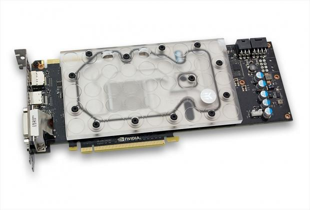 EKWB Releases Two Additional GeForce GTX Titan Water Blocks