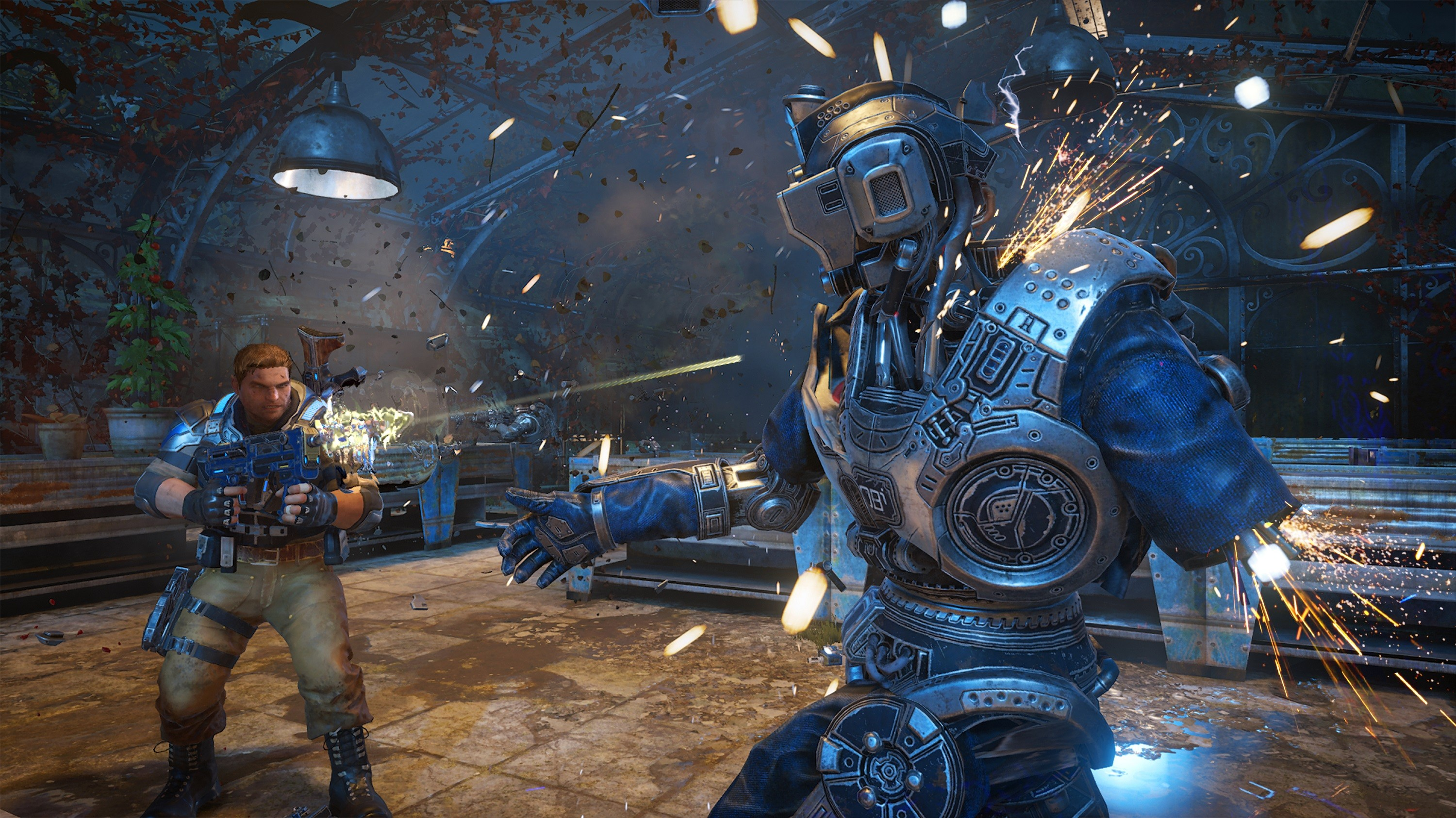 Gears of War 4 benchmarked in DX12 at 8K resolution