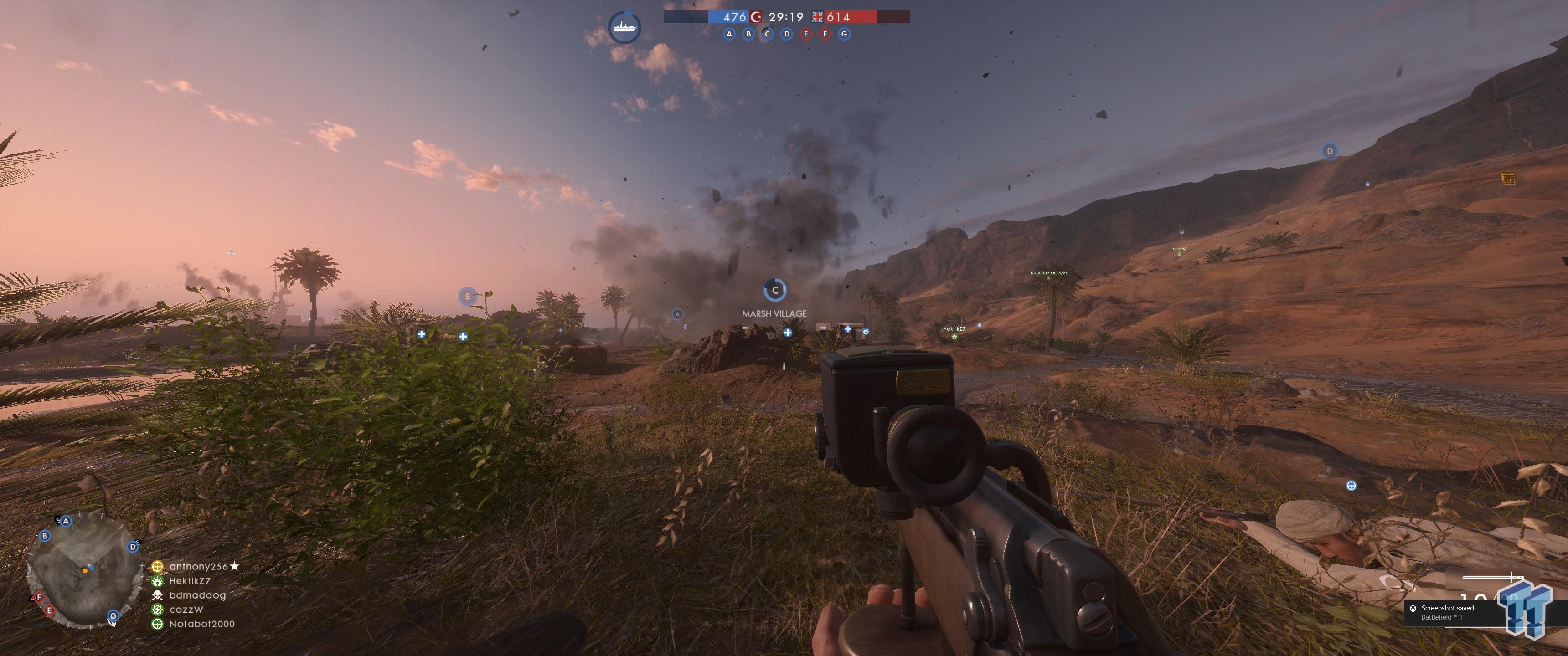 RX 480 dominates GTX 1060 at DX12 in Battlefield 1