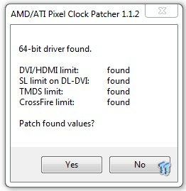 Overclocking our ASUS PB278Q monitor, 2560x1440 at 85Hz