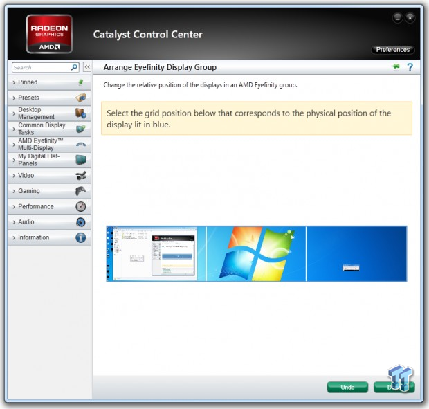 How to setup and configure AMD Eyefinity multi-display